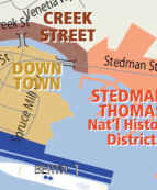 Click here to view the downtown Street Map of Ketchikan