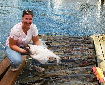 The best halibut fishing in the world is found in Ketchikan Alaska!