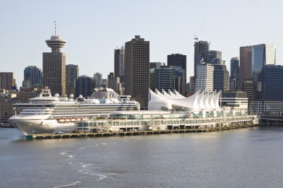 The Best Alaska Cruises leave from Vancouver!