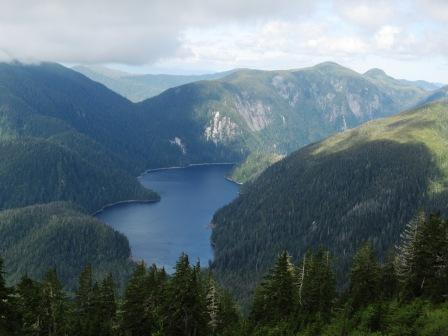 Hiking Alaska would not be complete without hiking the Deer Mountain Trail