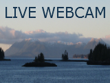 See multiple live views on the Ketchikan Webcam