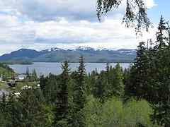 Ziplines in Ketchikan Alaska