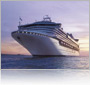 Princess Cruise ship on a Ketchikan Cruise
