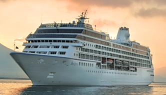 Take The Oceania Regatta - one of the many Alaska cruise ships from Vancouver