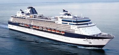 The Celebrity Infinity makes a great Celebrity Alaska Cruise