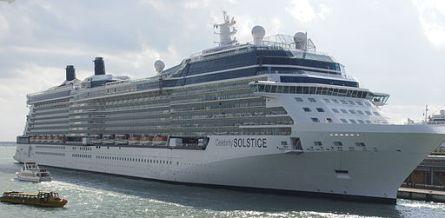 Celebrity Alaska Cruise on the Celebrity Solstice cruise ship