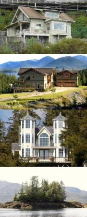 There are a variety of Ketchikan AK Real Estate