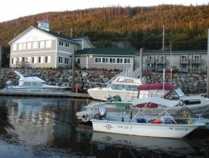 The Marina at the Narrows Inn Restaurant & Marina