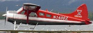 Pirate Airworks Alaska Air Charters in Ketchikan Alaska