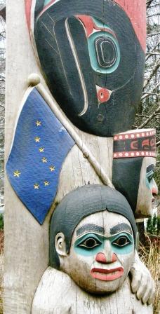 The Totem Heritage Center in Ketchikan Alaska