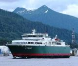 The Inter-Island Ferry takes you from Ketchikan to Prince of Wales Island