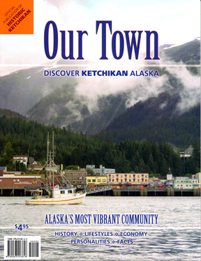 The Ketchikan Walking Tour Map Experience Ketchikan By Foot