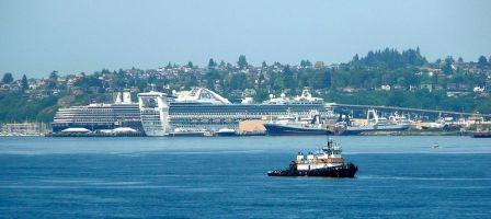 Take a Seattle to Alaska Cruise
