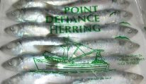 Herring is an excellent bait choice for halibut fishing