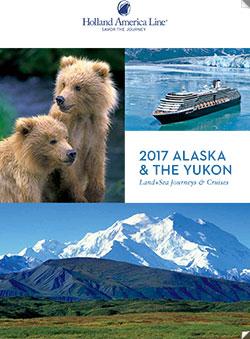 Holland America Cruise Alaska eBrochure for a Ketchikan Cruise
